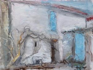 La porte bleu, Talmont